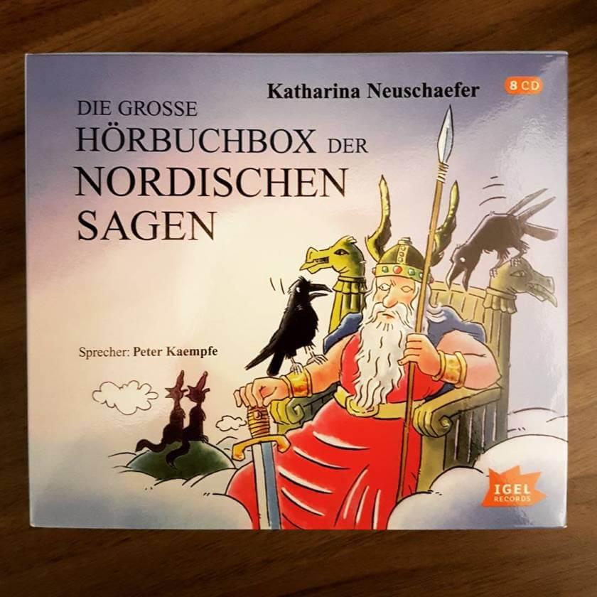 Neu im CD-Regal: Nordische Sagen (Hörbuch)