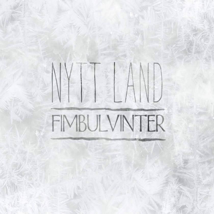 Albumcover Nytt Land Fimbulvinter