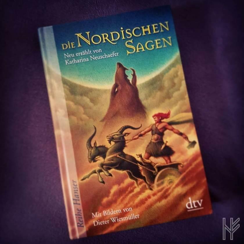 """Neu im Bücherregal: """"Die Nordischen Sagen"""""""