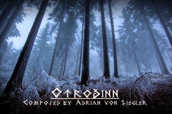 Musik: Ótroðinn von Adrian Ziegler