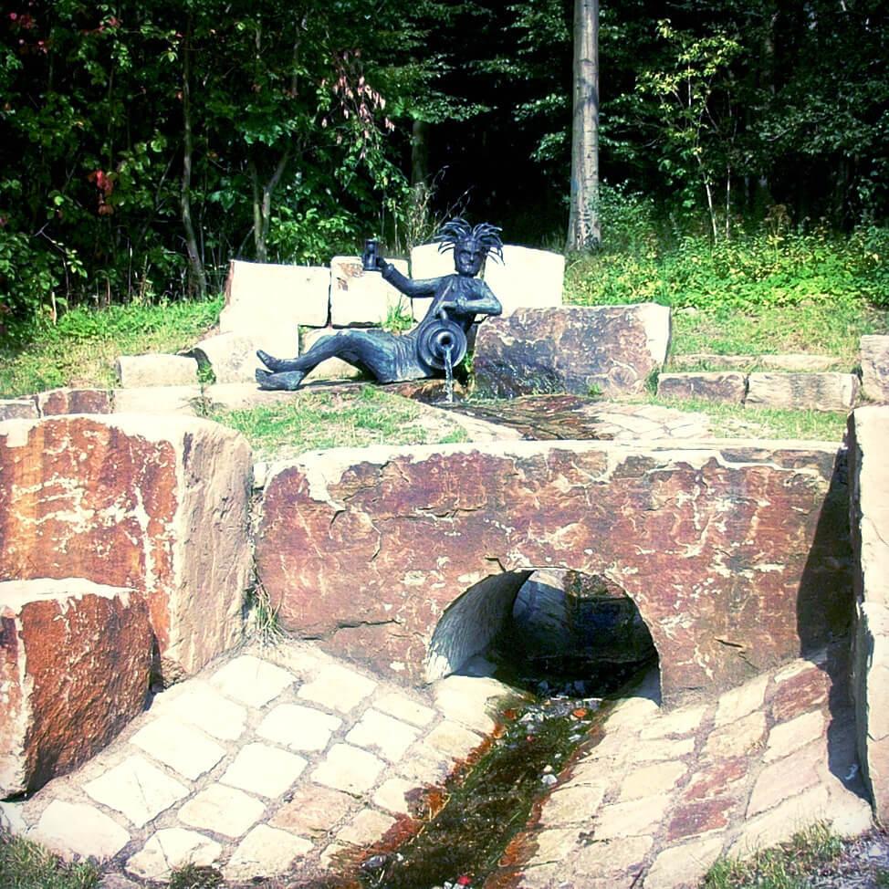 Die Bullerborn-Quelle