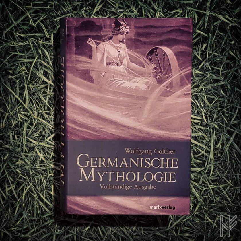 """Buch """"Germanische Mythologie"""""""