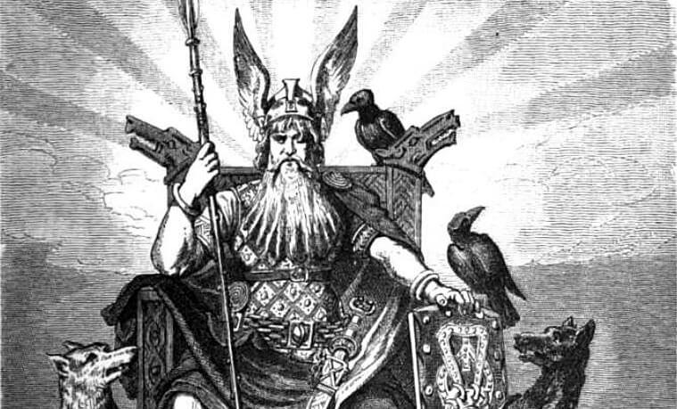 Odin statt Jesus?